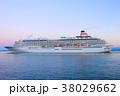 クルーズ客船「飛鳥Ⅱ」_美保湾 38029662