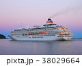 クルーズ客船「飛鳥Ⅱ」_美保湾 38029664