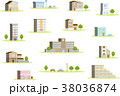 建物 立体 セット 38036874