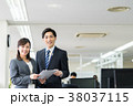 ビジネス ビジネスマン ビジネスウーマンの写真 38037115