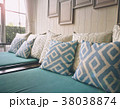 Close Up Pillow In Living Room 38038874