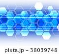 ビジネス テクノロジー ネットワークのイラスト 38039748