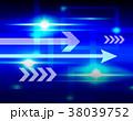 ビジネス テクノロジー ネットワークのイラスト 38039752