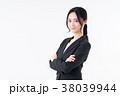 ビジネスウーマン ビジネス 女性の写真 38039944