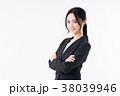 ビジネスウーマン ビジネス 女性の写真 38039946
