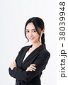 ビジネスウーマン ビジネス 女性の写真 38039948