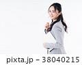 ビジネスウーマン キャリアウーマン 会社員の写真 38040215