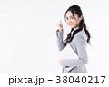 ビジネスウーマン ビジネス 女性の写真 38040217