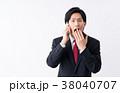 ビジネスマン ビジネス 男性の写真 38040707
