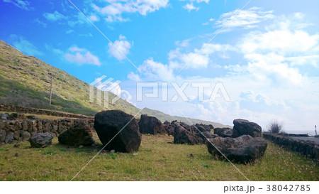 ハワイ オアフ島 ヘイアウ マカプウ展望台 風景 38042785