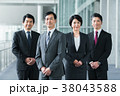 ビジネス ビジネスマン ビジネスウーマンの写真 38043588