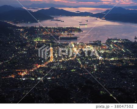 灰ヶ峰からの夜景 38047502