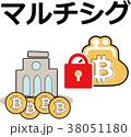 仮想通貨の送金と管理 38051180