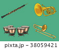 Vector illustration- various retro concept object. vintage illustration, instrument, tea, climbing equipment and so on 004 38059421