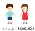 子供 男女 38061924