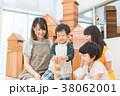 人物 保育士 幼児の写真 38062001