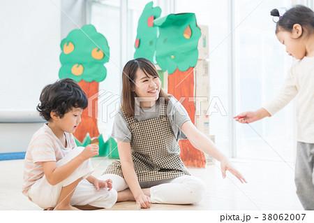 幼稚園 保育園 38062007