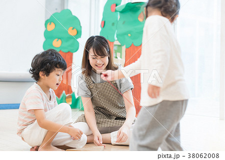 幼稚園 保育園 38062008