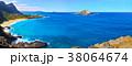マカプウ展望台 島 ラビット島の写真 38064674