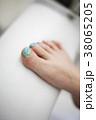 ネイルサロン 足 マニキュアの写真 38065205