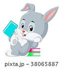 ブック 書籍 本のイラスト 38065887