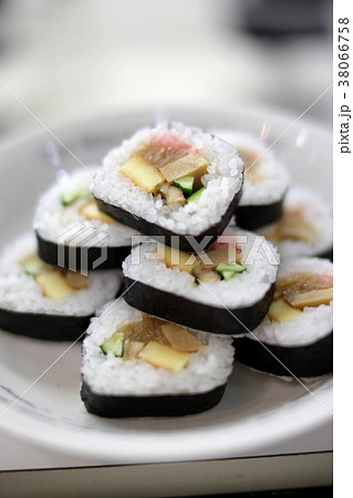 巻き寿司イメージ写真 38066758