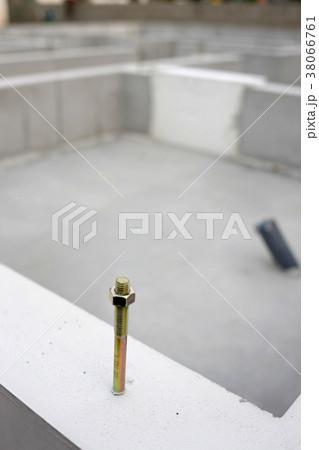家の基礎 イメージ写真 38066761