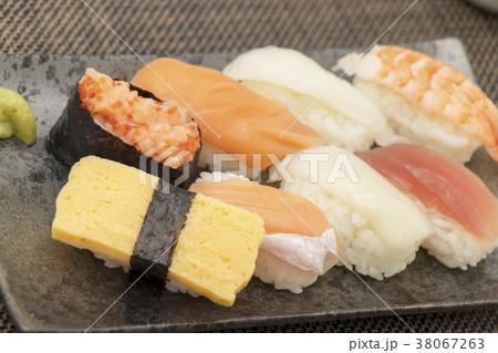 お寿司 食事 和食  38067263
