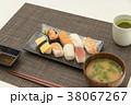 お寿司 食事 和食  38067267