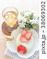 いちご 苺 お菓子の写真 38069302