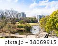 住宅街 住宅地 公園の写真 38069915