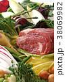 食材 肉 野菜の写真 38069982