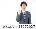 ビジネスマン 男 男性の写真 38072027