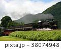 乗り物 鉄道 列車の写真 38074948