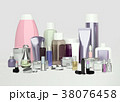 ケア 保護 化粧品のイラスト 38076458