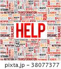 助ける くも クラウドのイラスト 38077377