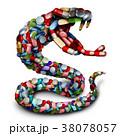 医学 薬 薬剤のイラスト 38078057