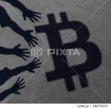 Bitcoin Demand 38078367