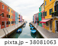 ブラーノ島 イタリア 38081063