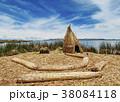 ペルー 湖 チチカカの写真 38084118