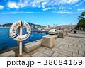 長崎 出島ワーフ 長崎港の写真 38084169