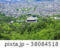 新緑の東大寺大仏殿 38084518