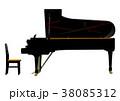 グランドピアノ 38085312