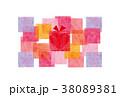 素材-BIRTHDAYカード3(テクスチャ,文字なし) 38089381