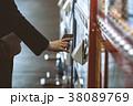 電子マネー スマートホン 決済の写真 38089769
