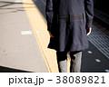 歩く 駅 ホームの写真 38089821