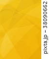 バックグランド 波形 オレンジ 38090662