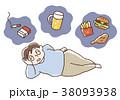 生活習慣病の原因 38093938