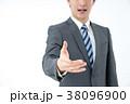 ビジネスマン 男 男性の写真 38096900