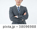 ビジネスマン 男 男性の写真 38096988